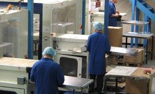 Produkcja taśmowa - pracownicy z Ukrainy